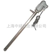 防爆油桶泵|YBYB-40P不锈钢防爆插桶泵|单相电动桶泵