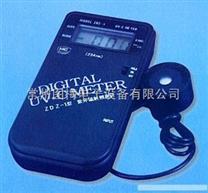 自動量程紫外輻射照度計