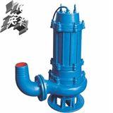 QW(WQ)、YW、LW、GW高效无堵塞排污泵