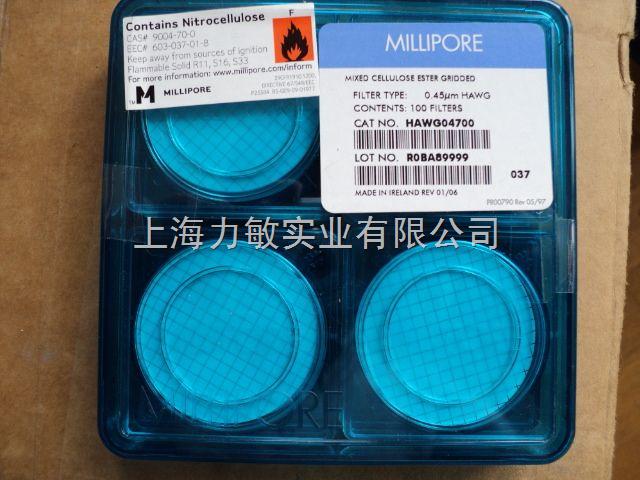 Millipore白色网格滤膜(SDI仪专用膜)