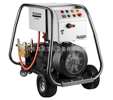 钢铁厂叶轮风机高压清洗机