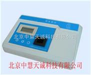 智能数显台式余氯测试仪型号:HJD/YL-1D