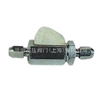 QY-1型气动管路球阀