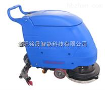 QXD-550手推式电动洗地吸干机