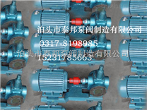 YCB圆弧齿轮泵YCB1.6/0.6,YCB1.6/2.5上等质量 优等产品