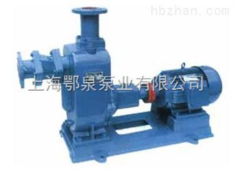 ZW自吸式涡流不堵塞排污泵
