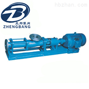 G型单螺杆泵G70-1轴不锈钢