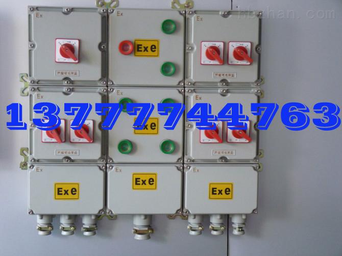 BXM(D)系列防爆照明(动力)配电箱 bxmd51  bxmd52  bxmd53