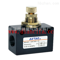 节流阀ASC300-15