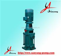 多级泵,DL低噪音多级清水泵,三洋多级泵结构示意图,全密封多级泵
