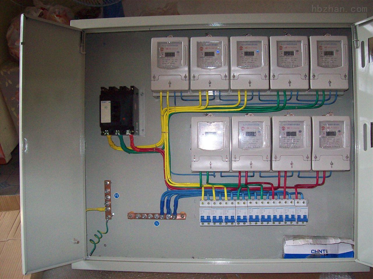 多用户组合式电表箱