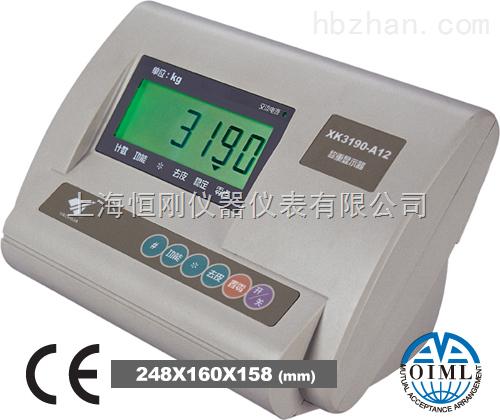江山市XK3190—A12地磅显示器