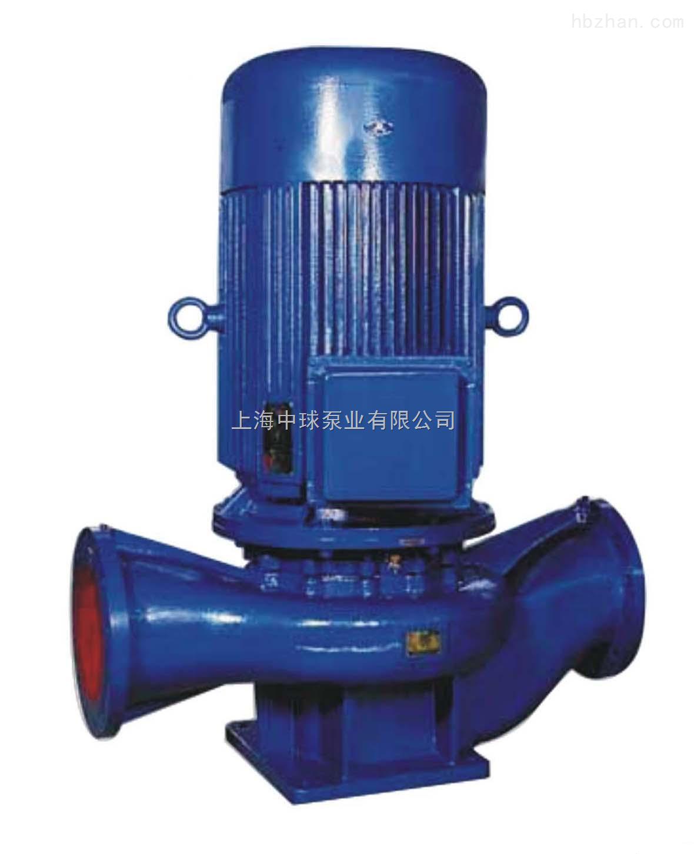 ISG15-80单级单吸立式管道离心泵