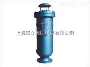 污水复合式排气阀,排气阀