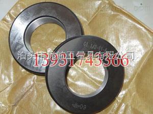 60°圆柱管螺纹环规标准为美制螺纹fedstd图片