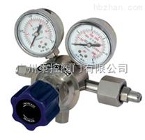 单级压力调节器316L不锈钢材质