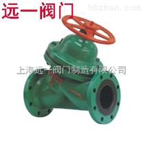 G41J、G45J、G46J手动隔膜阀《上海远一气动隔膜阀标准