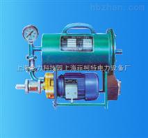 上海便攜式濾油機