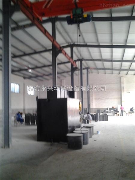 广西医院污水处理设备生产厂家 操作规程