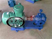 *定制 BW-12/0.36型沥青泵 夹套保温泵 泊大江