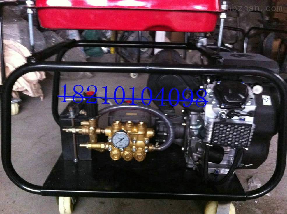 DL1750A-下水道高压疏通机