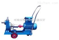 专业生产移动式不锈钢自吸酒精泵