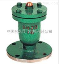 單口自動排氣閥 中國冠龍閥門機械betway手機官網
