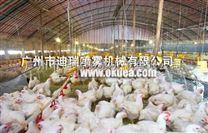 畜牧养殖场喷雾降温系统