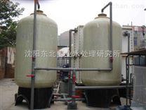 长春井水除铁锰设备
