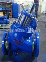 JD745调节型活塞式多功能水泵控制阀