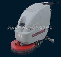 贝纳特手推式洗地机,全自动洗地吸干机