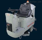 大型驾驶式洗地吸干机,驾驶型自动洗地机