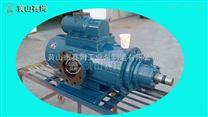 HSG940X4-46三螺杆泵齿轮传动循环泵