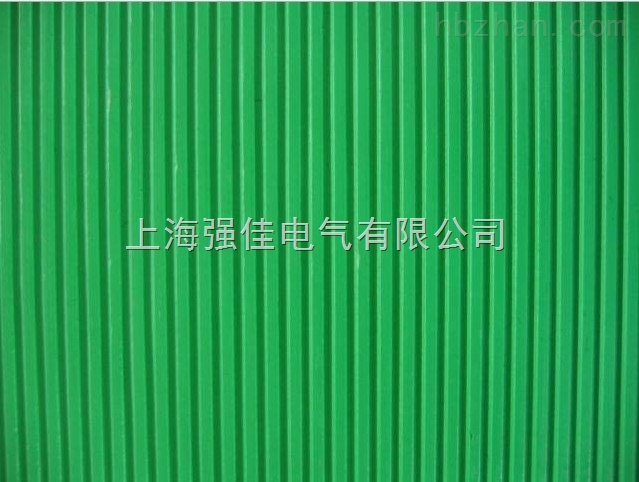 5mm绿色高压绝缘垫