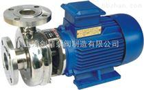 WB(S)系列不锈钢离心式耐腐蚀离心泵(化工用)(丝口/法兰)