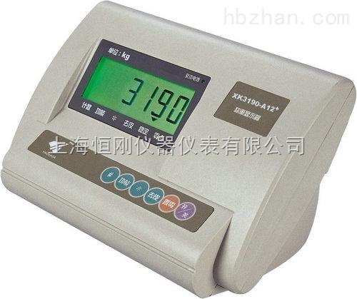 桐城市XK3190-A9地磅显示器厂家直供