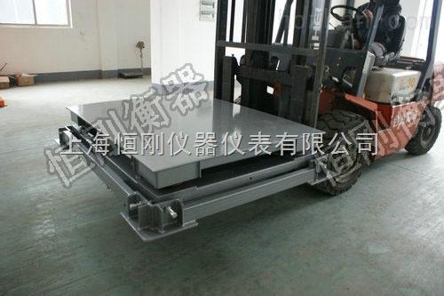 上海耀华A122000kg缓冲小地磅价格
