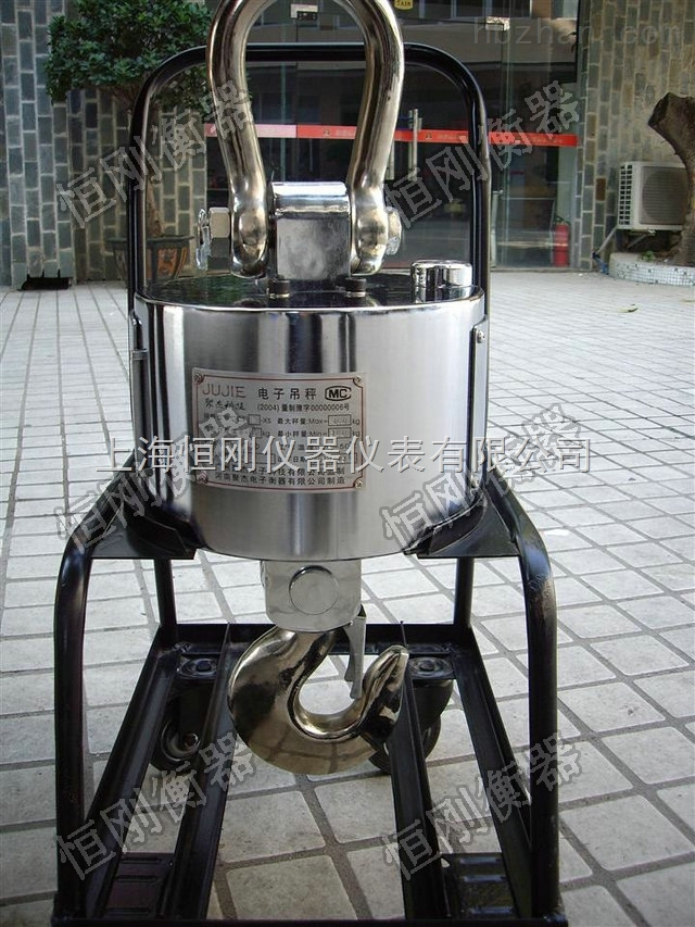 OCS-D8H20吨手持仪表无线电子吊磅秤