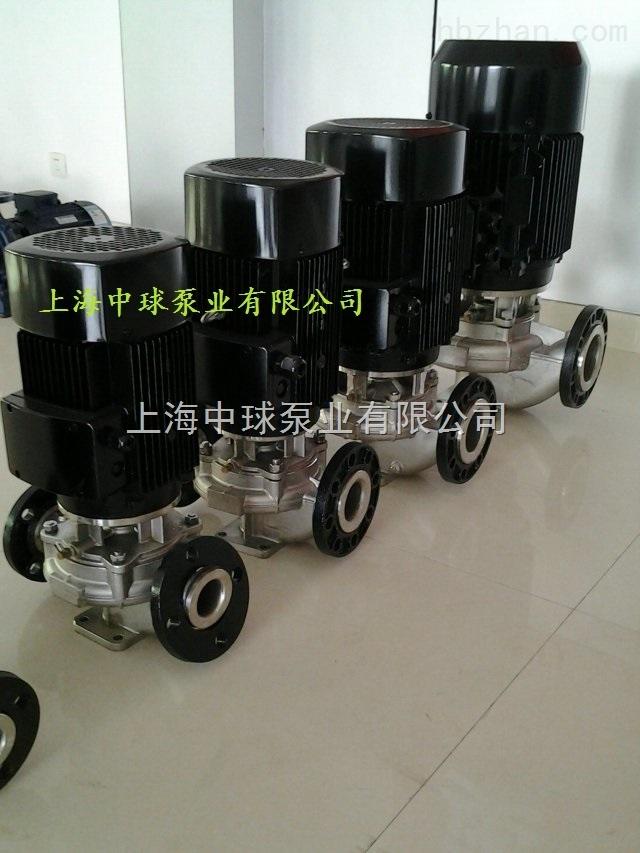 IHG50-250立式不锈钢离心泵
