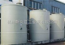 PPH挤出缠绕储罐、塔器