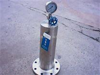 河源不锈钢活塞式水锤消除器