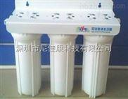 厂家直销 三级全白壁挂式前置净水器 2分口、4分口自来水过滤器