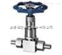 J23W/H外螺纹针型阀