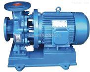 ISW100-250卧式管道离心泵