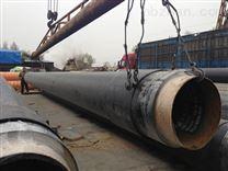 夾克管*聚氨酯保溫材料生產廠家,直埋保溫管生產廠家標準