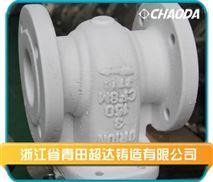 CF8M低温不锈钢闸阀铸件