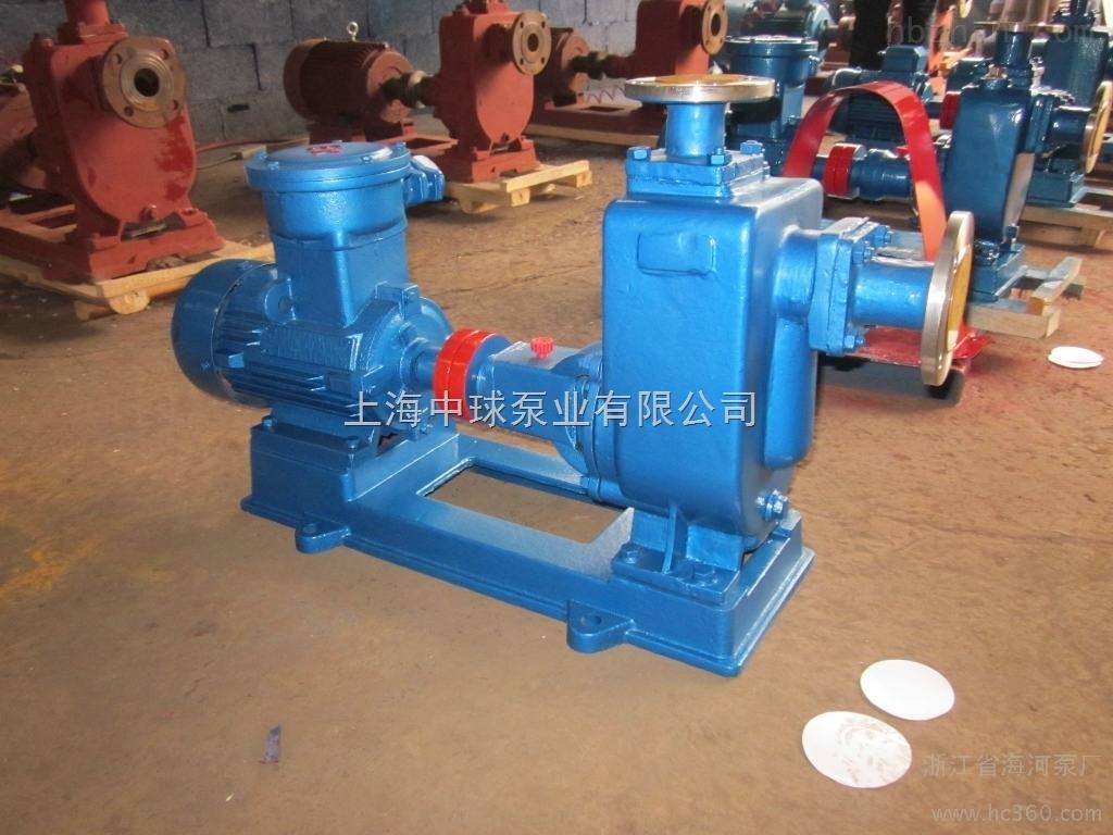 100ZW100-30不锈钢污水自吸泵