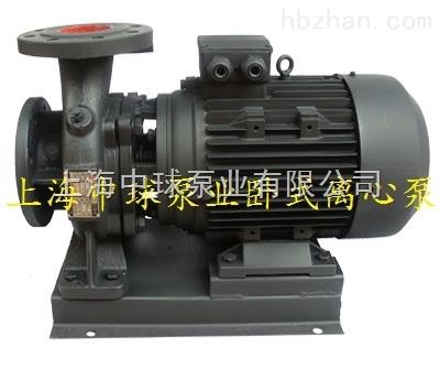 KQW80/250-22/2卧式管道离心泵