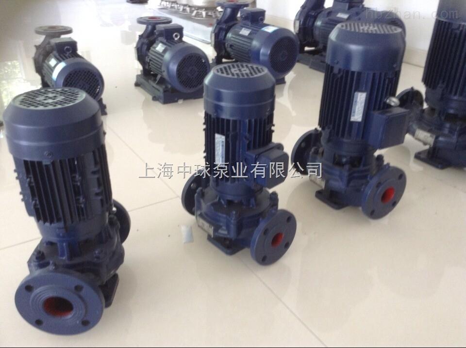 IRG150-250立式热水管道泵