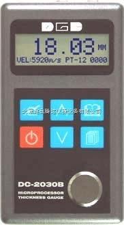智能型超声波测厚仪DC-2000B型